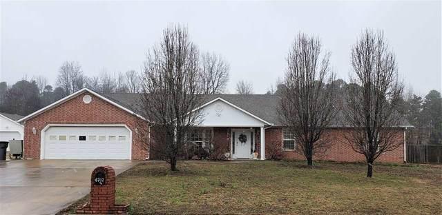 6707 Deerwood Dr., Paragould, AR 72450 (MLS #10085032) :: Halsey Thrasher Harpole Real Estate Group