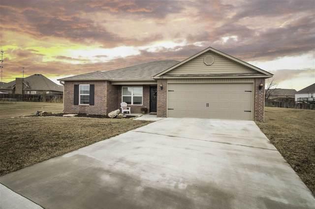 4610 Jude's Park, Jonesboro, AR 72404 (MLS #10085055) :: Halsey Thrasher Harpole Real Estate Group