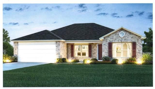346 Emma, Brookland, AR 72417 (MLS #10085157) :: Halsey Thrasher Harpole Real Estate Group