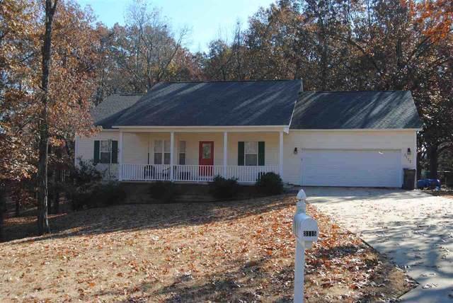 3115 Beanie, Jonesboro, AR 72401 (MLS #10085189) :: Halsey Thrasher Harpole Real Estate Group