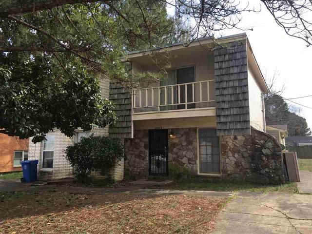 1921 W Nettleton (A & B), Jonesboro, AR 72401 (MLS #10085191) :: Halsey Thrasher Harpole Real Estate Group