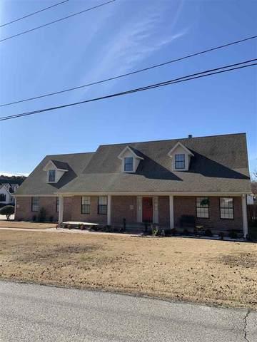 408 Honeysuckle, Paragould, AR 72450 (MLS #10085193) :: Halsey Thrasher Harpole Real Estate Group