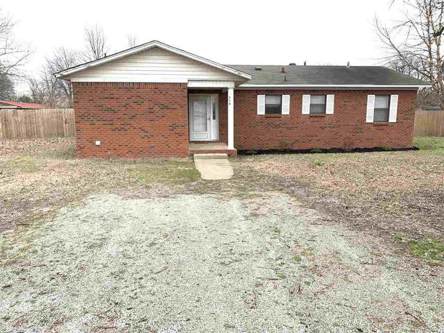 210 NE Main, Monette, AR 72447 (MLS #10085194) :: Halsey Thrasher Harpole Real Estate Group
