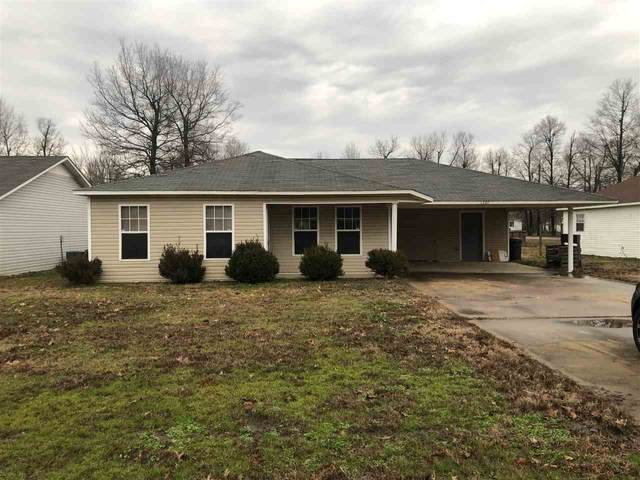 1307 Cole, Paragould, AR 72450 (MLS #10085215) :: Halsey Thrasher Harpole Real Estate Group