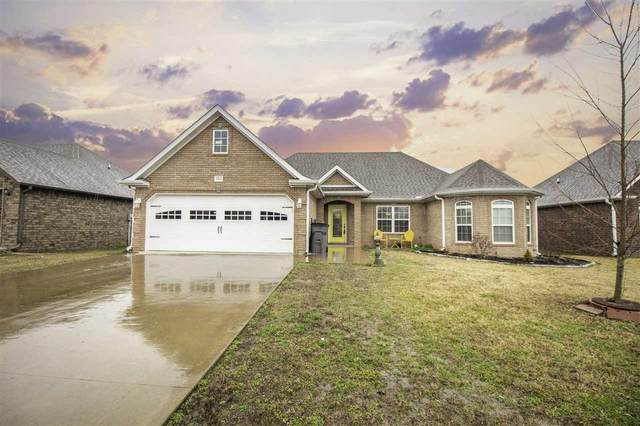 1003 Ryan, Paragould, AR 72450 (MLS #10085228) :: Halsey Thrasher Harpole Real Estate Group