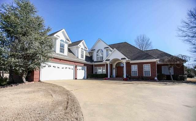 2916 Ridgepointe, Jonesboro, AR 72404 (MLS #10085258) :: Halsey Thrasher Harpole Real Estate Group