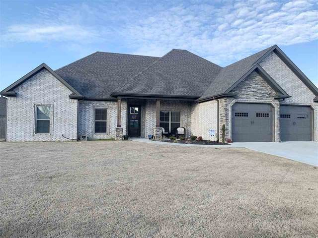 3803 Fieldstone Dr., Paragould, AR 72450 (MLS #10085271) :: Halsey Thrasher Harpole Real Estate Group