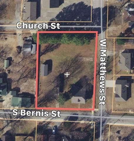 100 S Bernis, Brookland, AR 72417 (MLS #10085299) :: Halsey Thrasher Harpole Real Estate Group