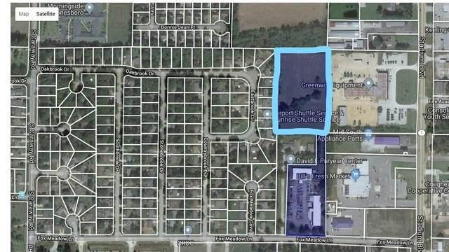 4.44 Acres Stadium Blvd., Jonesboro, AR 72404 (MLS #10085604) :: Halsey Thrasher Harpole Real Estate Group