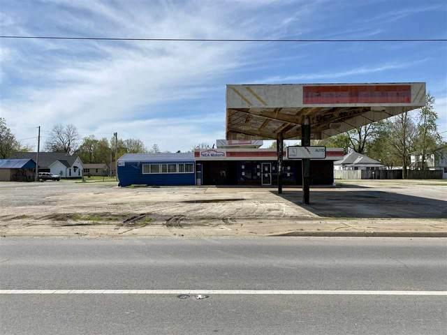 204 SW Texas, Hoxie, AR 72433 (MLS #10085909) :: Halsey Thrasher Harpole Real Estate Group