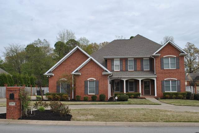 1206 Dove, Jonesboro, AR 72401 (MLS #10085952) :: Halsey Thrasher Harpole Real Estate Group