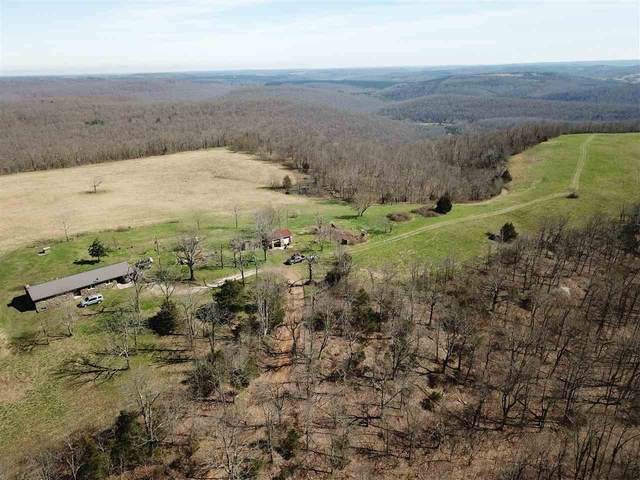 3640 Old 66 Rd, Other, AR 72645 (MLS #10085961) :: Halsey Thrasher Harpole Real Estate Group