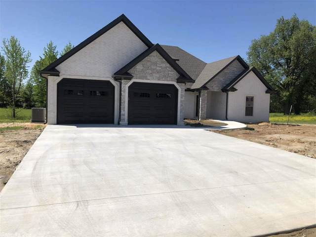 3802 Stone Ridge, Paragould, AR 72450 (MLS #10085962) :: Halsey Thrasher Harpole Real Estate Group