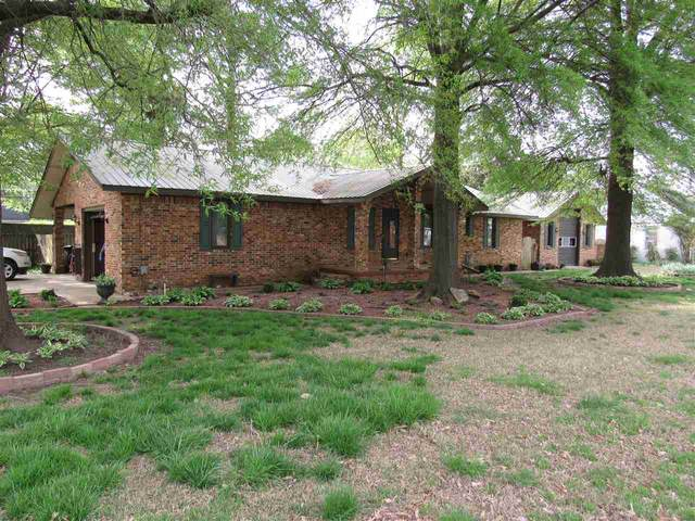 1615 S Culberhouse, Jonesboro, AR 72401 (MLS #10085982) :: Halsey Thrasher Harpole Real Estate Group