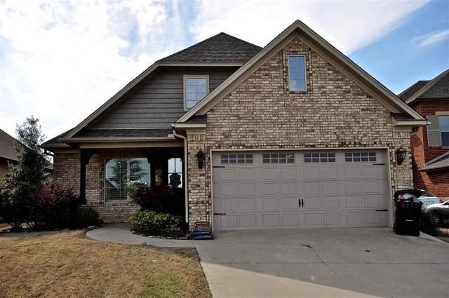 1014 Villa, Jonesboro, AR 72401 (MLS #10086039) :: Halsey Thrasher Harpole Real Estate Group