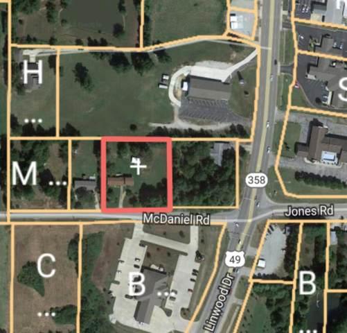 2907 Mcdaniel, Paragould, AR 72450 (MLS #10086073) :: Halsey Thrasher Harpole Real Estate Group