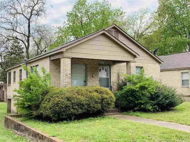 828 Magnolia, Newport, AR 72112 (MLS #10086163) :: Halsey Thrasher Harpole Real Estate Group