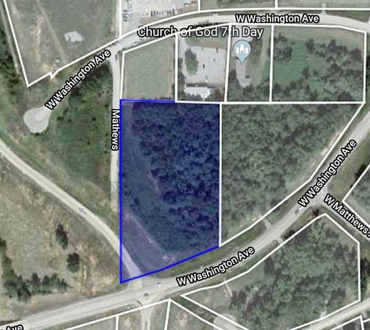 3.97 Acres W Washington, Jonesboro, AR 72401 (MLS #10086415) :: Halsey Thrasher Harpole Real Estate Group