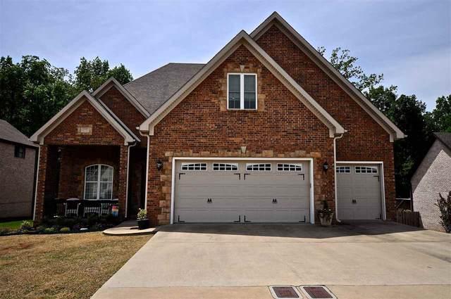 4425 Lochmoor Circle, Jonesboro, AR 72405 (MLS #10086444) :: Halsey Thrasher Harpole Real Estate Group