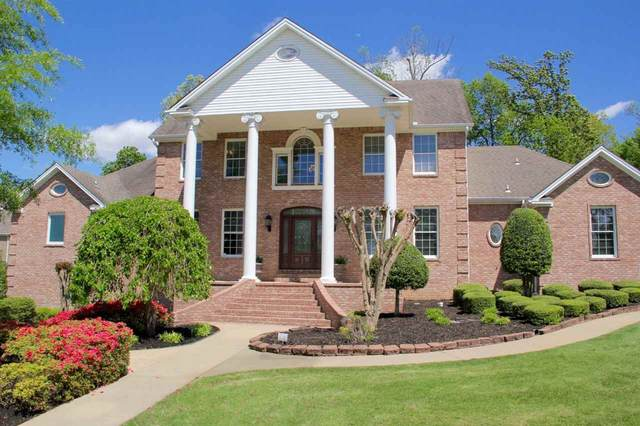 3804 Wolf Chase, Jonesboro, AR 72404 (MLS #10086453) :: Halsey Thrasher Harpole Real Estate Group
