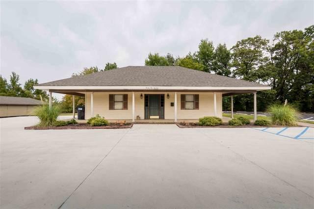 2114 E Matthews, Jonesboro, AR 72401 (MLS #10086706) :: Halsey Thrasher Harpole Real Estate Group
