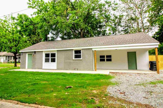 911 Walnut, Jonesboro, AR 72401 (MLS #10086737) :: Halsey Thrasher Harpole Real Estate Group