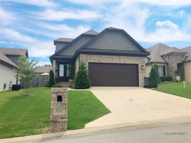 3408 Village Meadow, Jonesboro, AR 72405 (MLS #10086769) :: Halsey Thrasher Harpole Real Estate Group