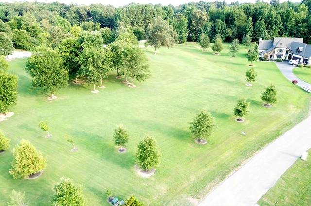 Lot 12 Amesley Manor, Jonesboro, AR 72401 (MLS #10086777) :: Halsey Thrasher Harpole Real Estate Group