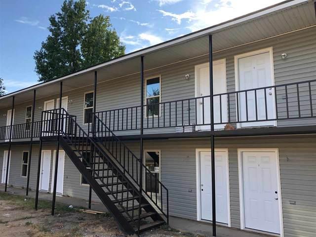 2007 Belt St, Jonesboro, AR 72405 (MLS #10086791) :: Halsey Thrasher Harpole Real Estate Group