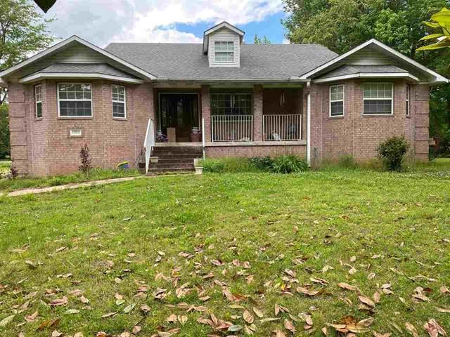 1104 E Thomas Green Road, Jonesboro, AR 72401 (MLS #10086802) :: Halsey Thrasher Harpole Real Estate Group