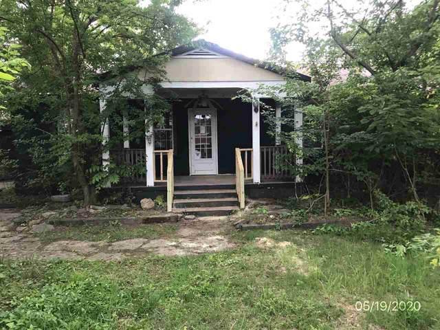 50 Oak St, Reyno, AR 72462 (MLS #10086818) :: Halsey Thrasher Harpole Real Estate Group