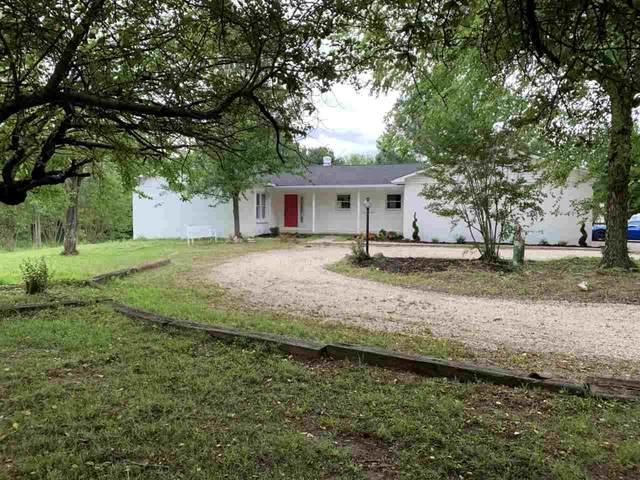 2610 N Culberhouse St, Jonesboro, AR 72401 (MLS #10086836) :: Halsey Thrasher Harpole Real Estate Group