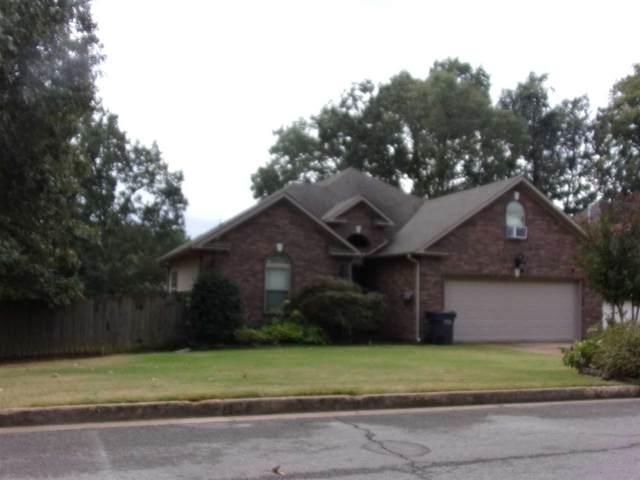 2101 Sweet Gum, Jonesboro, AR 72401 (MLS #10086837) :: Halsey Thrasher Harpole Real Estate Group