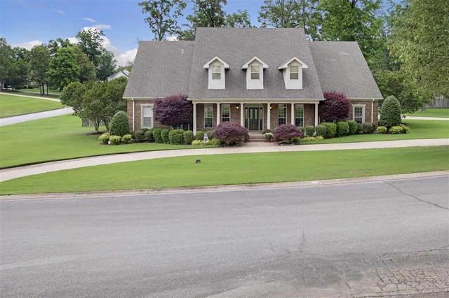 316 Dunwoody Drive, Jonesboro, AR 72404 (MLS #10086841) :: Halsey Thrasher Harpole Real Estate Group