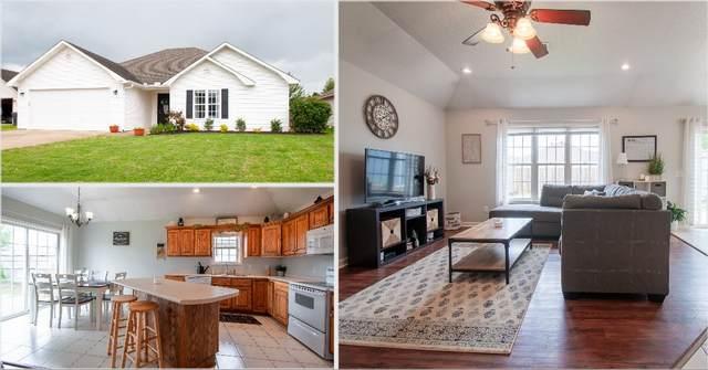 4613 Ashlee Cv, Jonesboro, AR 72404 (MLS #10086895) :: Halsey Thrasher Harpole Real Estate Group