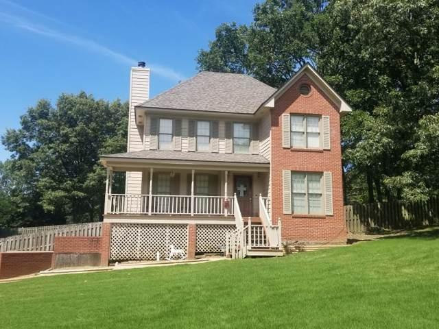 2609 Minx Ln., Jonesboro, AR 72404 (MLS #10086981) :: Halsey Thrasher Harpole Real Estate Group