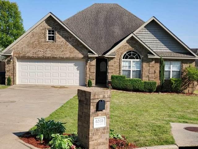 4205 Chula, Jonesboro, AR 72405 (MLS #10086984) :: Halsey Thrasher Harpole Real Estate Group
