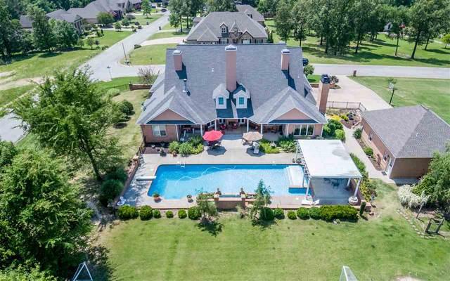 506 Huntcliff Drive, Jonesboro, AR 72404 (MLS #10087023) :: Halsey Thrasher Harpole Real Estate Group