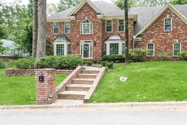 2023 Catharine, Jonesboro, AR 72404 (MLS #10087053) :: Halsey Thrasher Harpole Real Estate Group