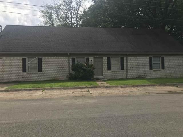1011 Walnut, Jonesboro, AR 72401 (MLS #10087165) :: Halsey Thrasher Harpole Real Estate Group