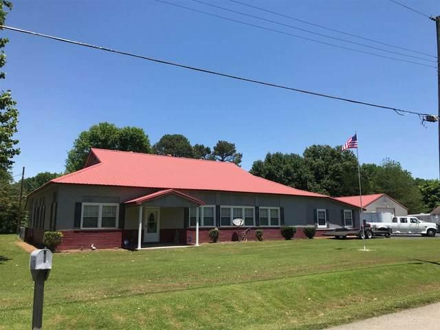 372 Walnut Ave, Cherry Valley, AR 72324 (MLS #10087231) :: Halsey Thrasher Harpole Real Estate Group