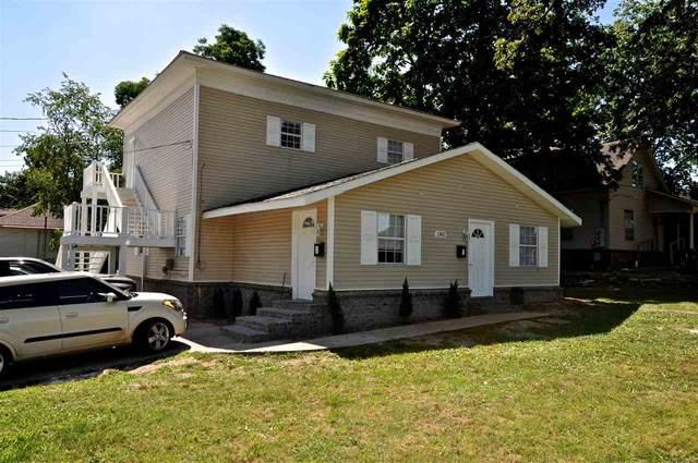 1302 Flint St, Jonesboro, AR 72401 (MLS #10087303) :: Halsey Thrasher Harpole Real Estate Group
