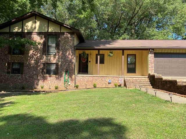 206 Cater, Jonesboro, AR 72401 (MLS #10087426) :: Halsey Thrasher Harpole Real Estate Group