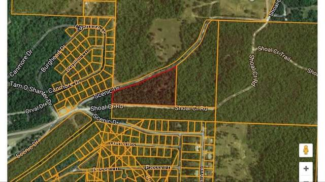 9.59 Acres Shoal Creek Rd., Briarcliff, AR 72653 (MLS #10087434) :: Halsey Thrasher Harpole Real Estate Group