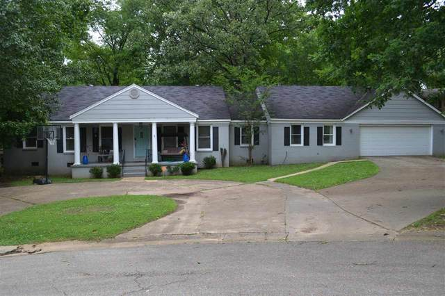 1606 Merrywood Cove, Jonesboro, AR 72401 (MLS #10087477) :: Halsey Thrasher Harpole Real Estate Group