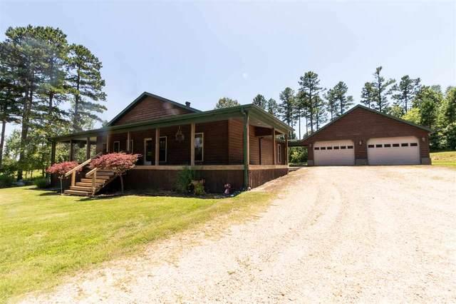 2800 Gr 628 Road, Paragould, AR 72450 (MLS #10087563) :: Halsey Thrasher Harpole Real Estate Group
