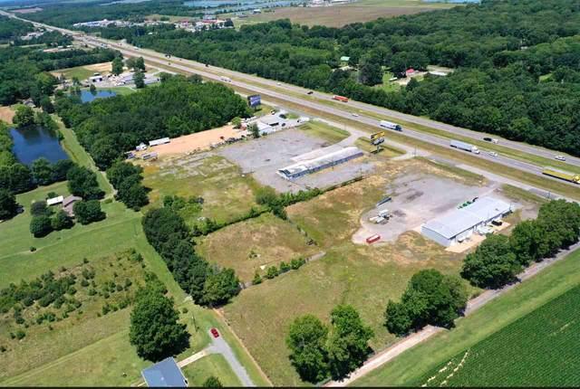 913 Frontage Rd, Lonoke, AR 72086 (MLS #10087567) :: Halsey Thrasher Harpole Real Estate Group