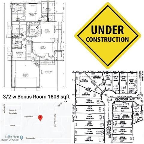 924 Sandra Lane, Jonesboro, AR 72401 (MLS #10087613) :: Halsey Thrasher Harpole Real Estate Group