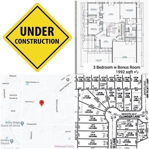 935 Sandra Lane, Jonesboro, AR 72401 (MLS #10087614) :: Halsey Thrasher Harpole Real Estate Group