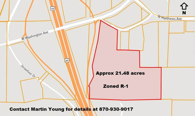 West Matthews Trail, Jonesboro, AR 72401 (MLS #10087624) :: Halsey Thrasher Harpole Real Estate Group